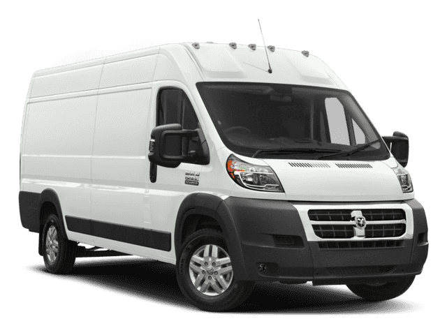 New 2018 RAM ProMaster Cargo Van High Roof