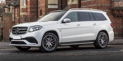 New 2019 Mercedes Benz Gls Amg 63 Suv