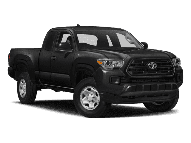 New 2018 Toyota Tacoma SR Long Bed