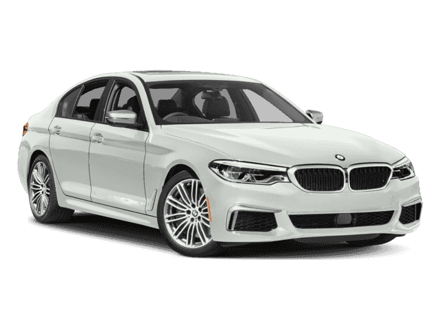 New 2018 BMW 5 Series M550i xDrive With Navigation & AWD
