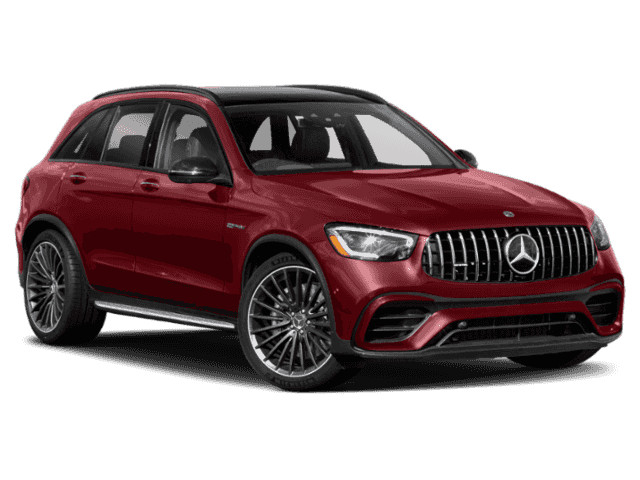 New 2020 Mercedes-Benz GLC GLC 63 AMG® 4MATIC®