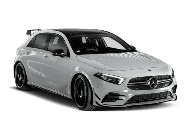 New 2020 Mercedes-Benz A35 AMG 4MATIC Hatch