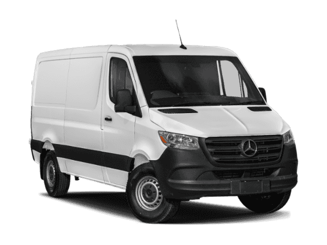 New 2019 Mercedes-Benz Sprinter Cargo Van 2500 Standard Roof V6 144 4WD
