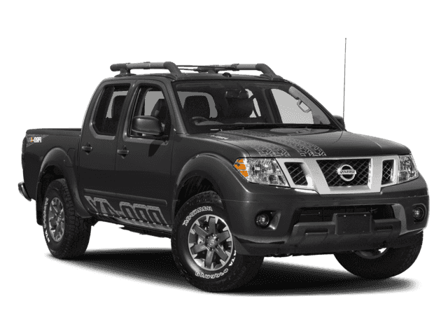 Pro 4x Frontier >> New 2018 Nissan Frontier Pro 4x 4d Crew Cab In East Rochester