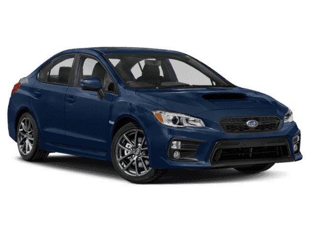 New 2019 Subaru WRX Limited