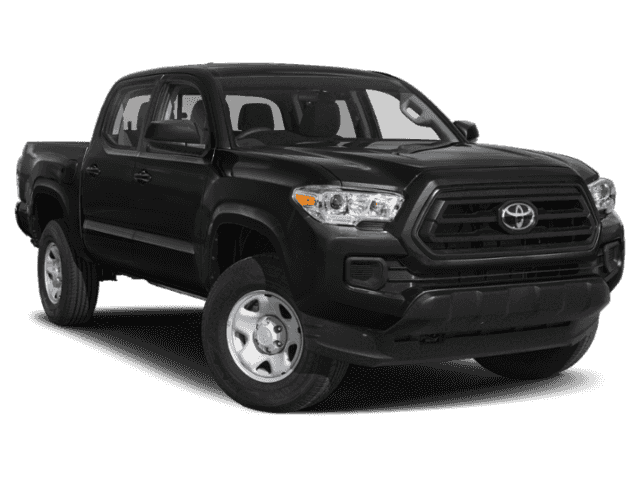 New 2020 Toyota Tacoma TRD Sport Double Cab 5' Bed V6 AT (Natl) Four Wheel Drive