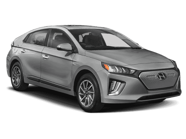 New 2020 Hyundai Ioniq EV Limited FWD 4D Hatchback
