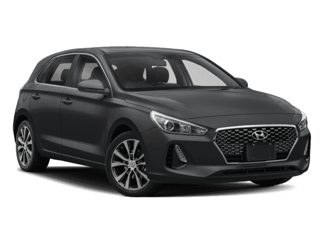 New 2018 Hyundai Elantra GT Base