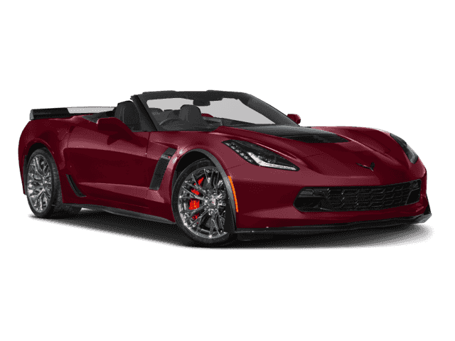 New Chevrolet Corvette Z06