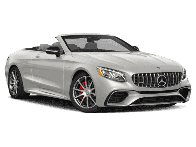 New 2020 Mercedes-Benz S-Class AMG® S 63 Cabriolet