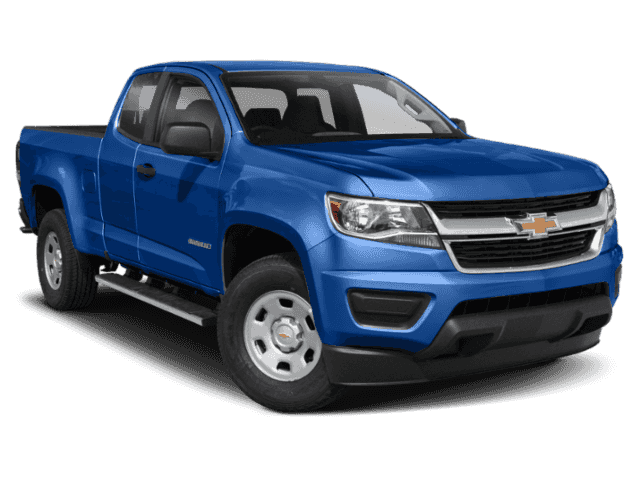 New 2019 Chevrolet Colorado 4wd Ext Cab 128 3 Work Truck