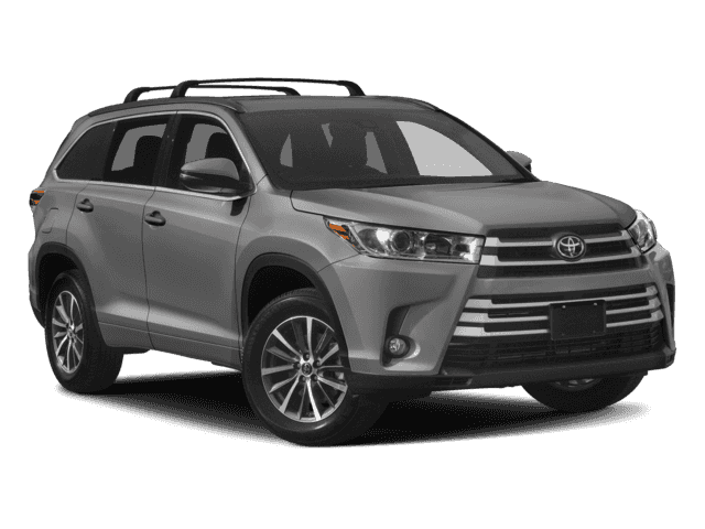 New 2017 Toyota Highlander XLE AWD
