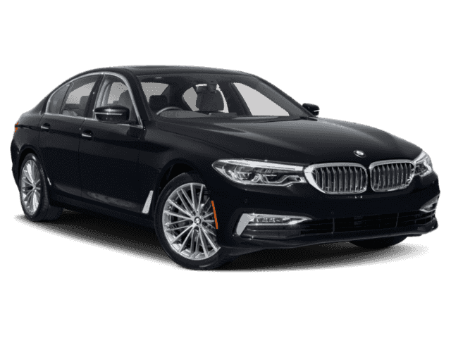 Demo 2019 BMW 5 Series 540i