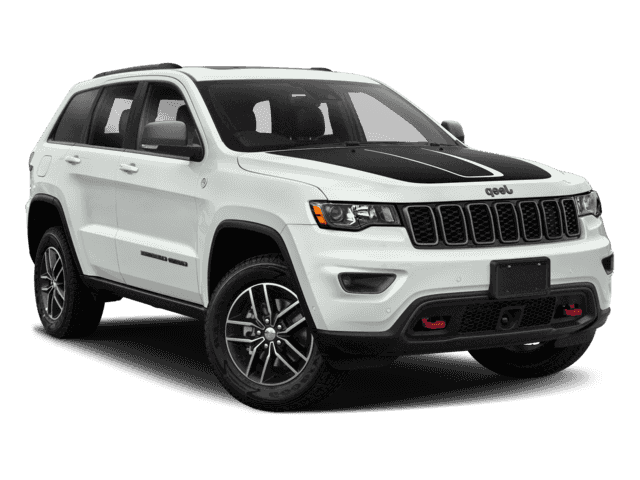 New 2018 Jeep Grand Cherokee Trailhawk 4x4 Ltd Avail
