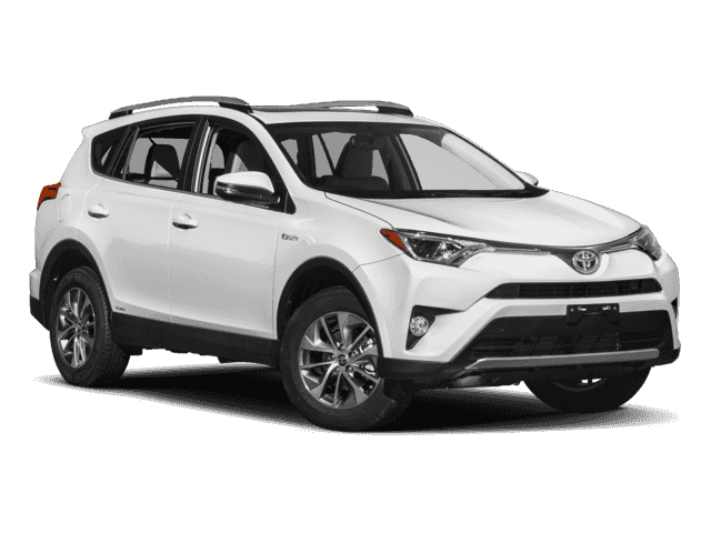 New 2018 TOYOTA RAV4 Hybrid XLE 4WD All Wheel Drive UT