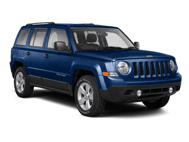 Pre-Owned 2013 JEEP PATRIOT SPORT SUV
