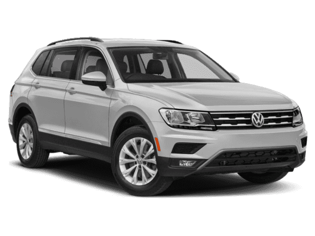 New 2019 Volkswagen Tiguan Comfortline 2.0T 8sp at w/Tip 4M