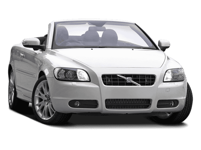 Pre-Owned 2009 Volvo C70 T5 FWD 2D Convertible