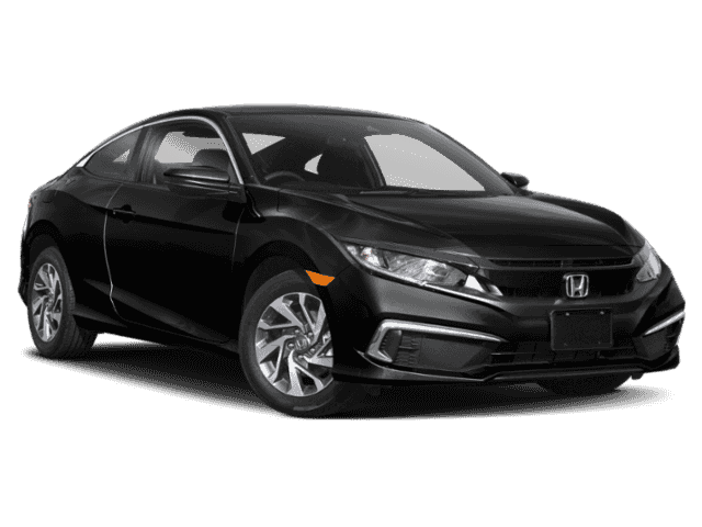 New 2020 Honda Civic Coupe LX CVT