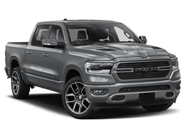 New 2020 Ram 1500 Sport Crew Cab | Leather | Sunroof | Navigation