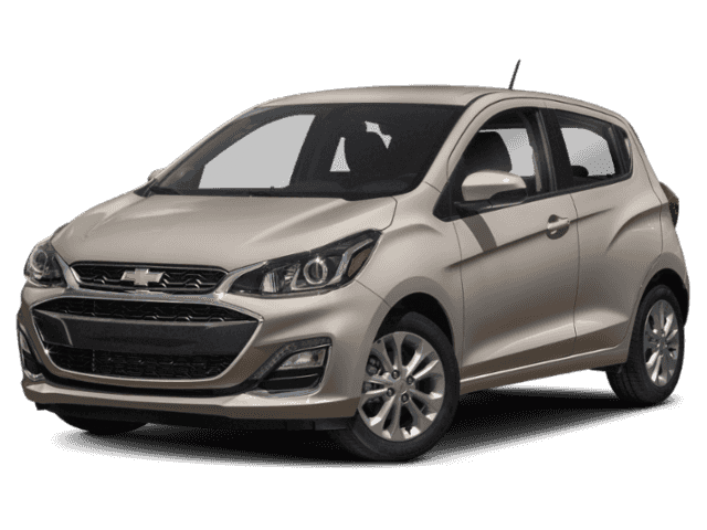 New 2020 Chevrolet Spark LT FWD Hatchback