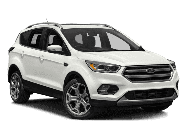 New 2018 Ford Escape Titanium Sport Utility In Thomasville