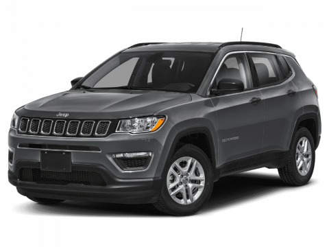 New 2021 JEEP Compass Sport