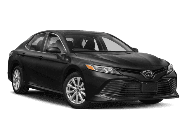 New 2018 Toyota Camry XLE