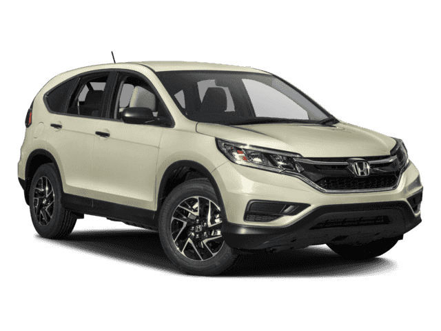 New Honda CR-V SE