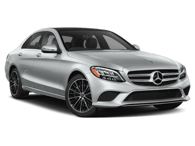 New 2020 Mercedes-Benz C-Class C 300 RWD 4dr Car