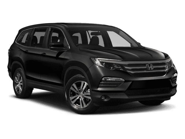 New 2017 Honda Pilot EX-L w/Navi With Navigation & AWD