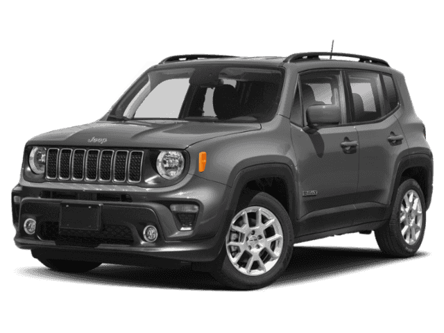 NEW 2019 JEEP RENEGADE LATITUDE 4X4 #KPK73642