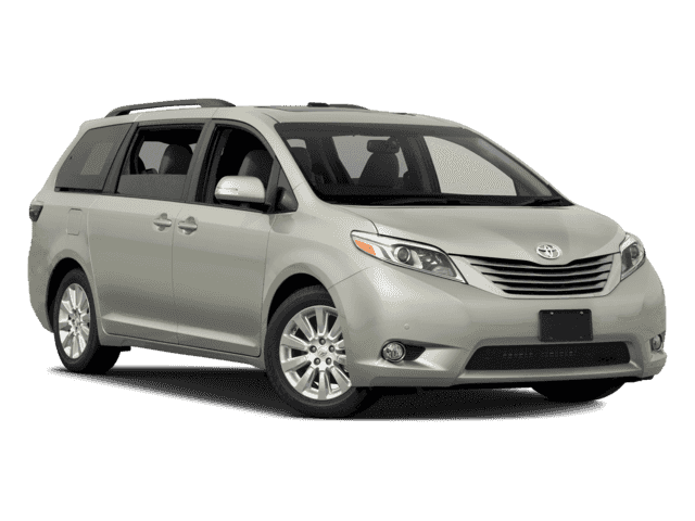 new 2016 toyota sienna limited 7 passenger minivan in. Black Bedroom Furniture Sets. Home Design Ideas