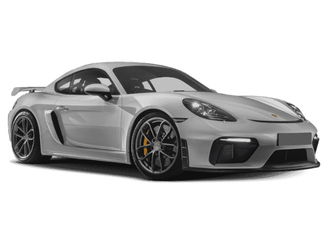 New 2020 Porsche 718 Cayman GT4