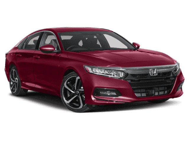 New 2020 Honda Accord Sedan Sport
