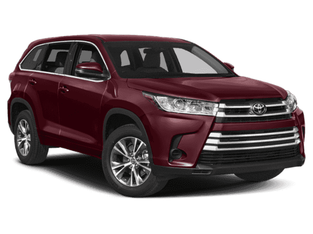 New 2019 Toyota Highlander LE Plus V6 FWD FWD