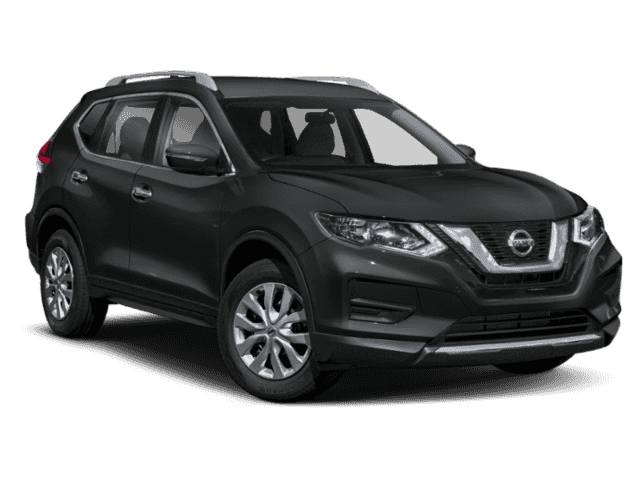 New 2019 Nissan Rogue SV AWD + LEATHER