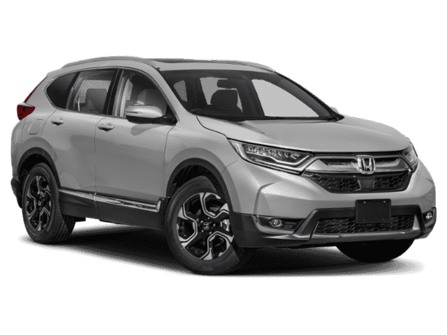 New 2019 Honda CR-V Touring AWD CVT