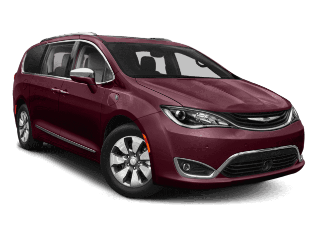 New Chrysler Pacifica Hybrid Platinum