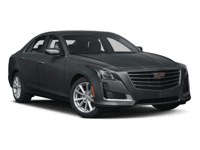 Pre-Owned 2017 Cadillac CTS 3.6L Luxury AWD