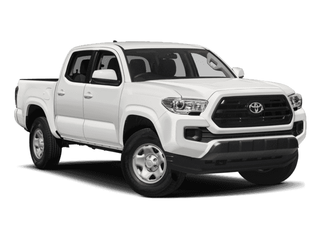 New 2018 Toyota Tacoma SR Short Bed