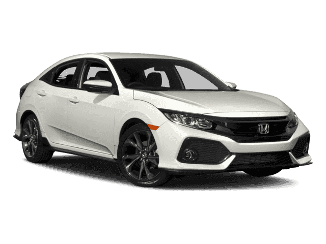 New Honda Civic Hatchback Sport