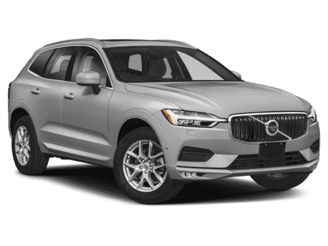 New 2020 Volvo XC60 T6 AWD R-Design With Navigation