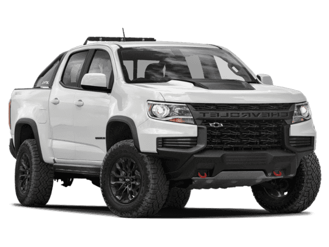 New 2021 Chevrolet Colorado