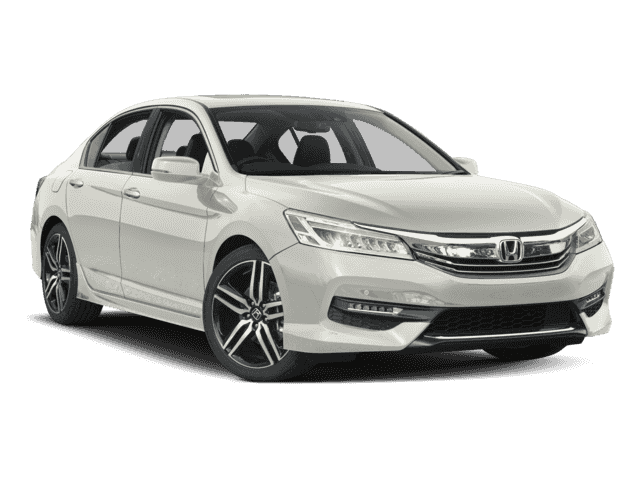 New 2017 Honda Accord Touring Auto 4dr Car In Jersey City Ha021953