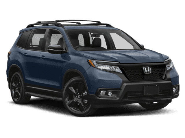 New 2019 Honda Passport Elite 3.5