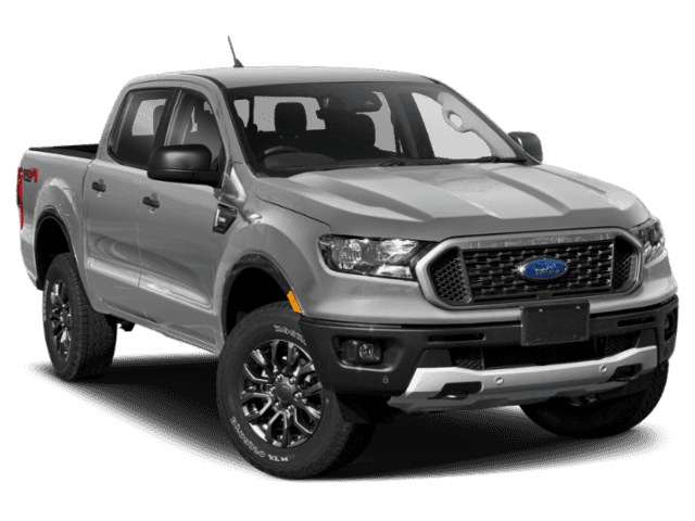 New 2019 Ford Ranger XLT 4X4 CREW 145