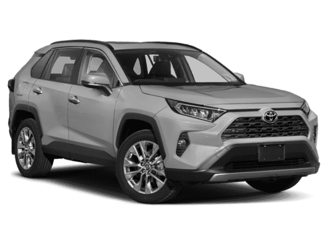 New 2019 TOYOTA RAV4 FWD Limited