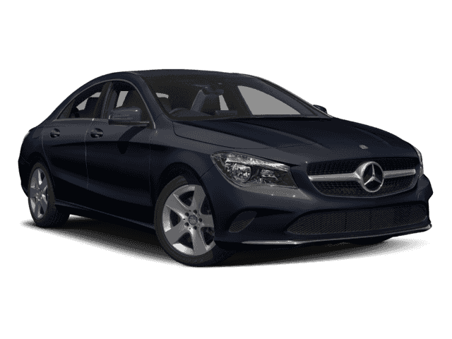 New 2018 Mercedes-Benz CLA CLA250