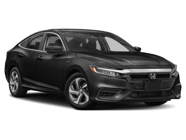 New 2019 Honda Insight LX FWD 4D Sedan